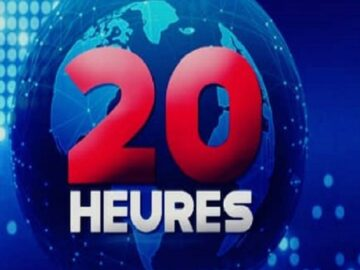 LE JOURNAL DE 20H DE LUNDI A DIMANCHE