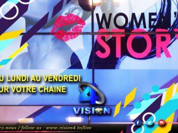 WOMEN'S STORY DE LUNDI A VENDREDI 13H- 14H30